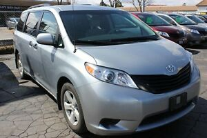 2014 Toyota Sienna L Bluetooth Backup Camera