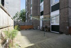 🆕DOUBLE ROOM WITH PRIVATE STORAGE AND GARDEN IN BETHNAL -ZERO DEPOSIT APPLY- #Southwood