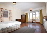 Thoverton Road, Large bedsit with use of garden, includes some bills.
