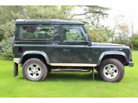 2003 LAND ROVER DEFENDER 90 XS SW , LADY OWNED EXC RUNNER