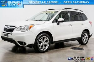 2015 Subaru Forester Limited CUIR+GPS+TOIT.PANORAMQUE