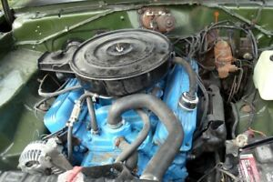 Looking for a running or rebuilt Dodge 318