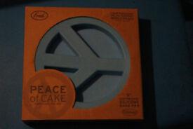 'Peace' Cake Pan