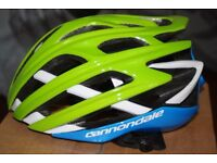 Cannondale cycling helmet. Size L. Worn once.