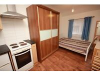 Including bills! a modern studio flat located close to zone 2 station and shops