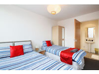 Families Short Term fully Furnished Apartment In Manchester City Centre(Daily Rate £195.60)