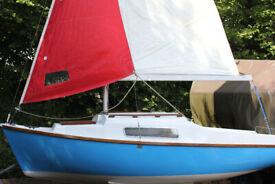 VOYAGER MK2 14ft Trailer/Sailer