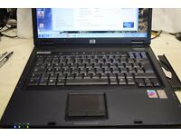 hp laptop nc6120 windows7