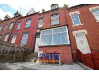 Rooms to Rent in 5-Bedroom Property on Woodsley Road, University Area, Leeds