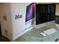 "Apple iMac A1311 21.5"" Desktop - MB950B/A (October, 2009) (PRISTINE CONDITION)"