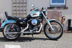harley davidson sportster 1200cc 1993