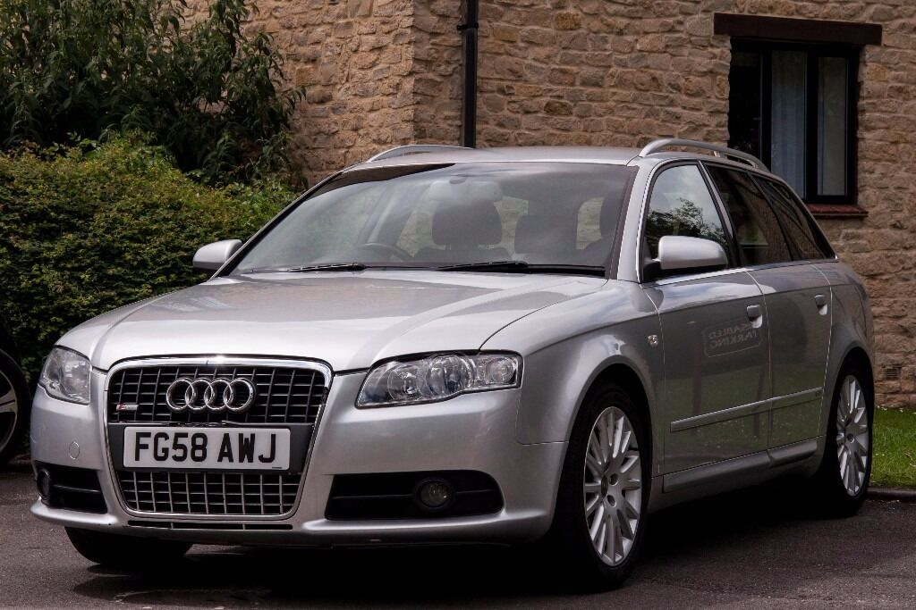 audi a4 b7 s line estate in oxford oxfordshire gumtree. Black Bedroom Furniture Sets. Home Design Ideas
