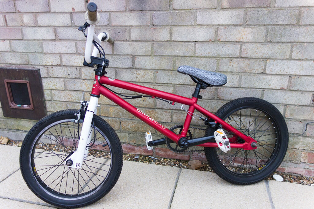 Hoffman Scarab 18'' Wheel BMX bike