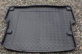 Plastic boot liner for Skoda Octavia Estate Mark II, (2005- 2013) may fit Audi A4 estate