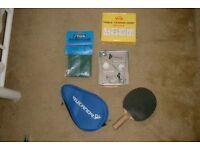 table tennis set (new)
