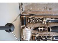 Buffet Crampon B12 Clarinet - Serviced