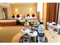 Housekeeping Linen Porter - CrownePlaza Manchester Airport