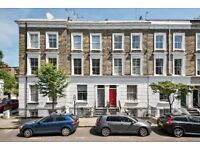 Ifield Road SW10 Modern one double bedroom Victorian Conversion flat to rent.