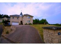 Beautiful Detached House available in Dolphinton, West Linton!