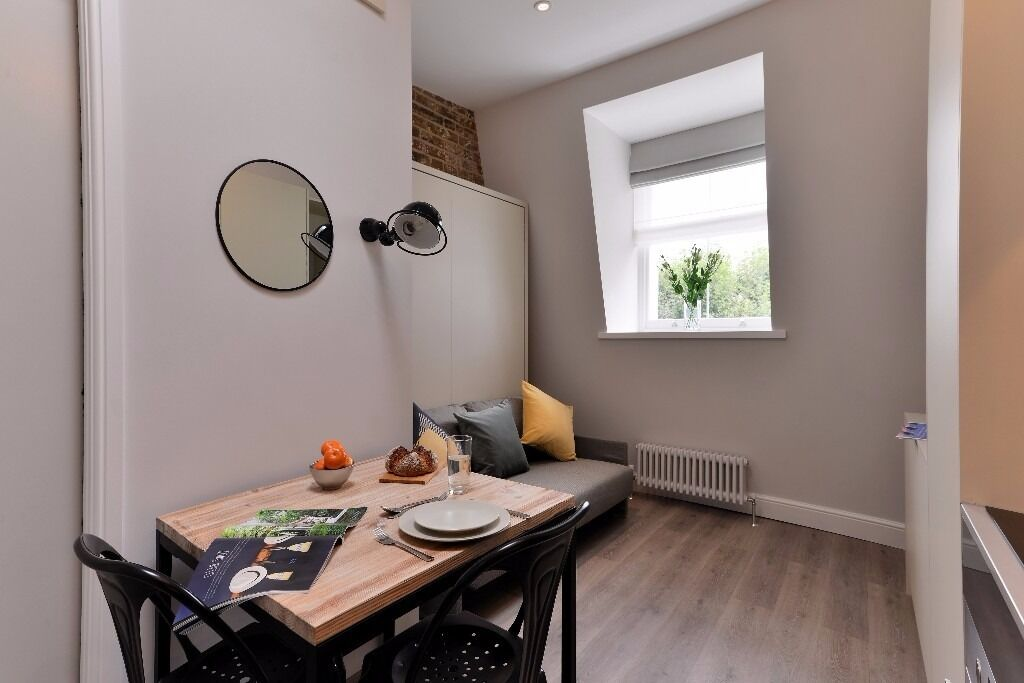 Modern studio in Notting Hill - available in January - bills included 25 41