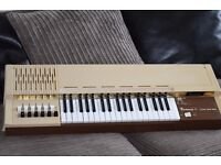 BONTEMPI PIANO ORGAN CANADA CAN BE SEEN WORKING