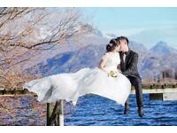 Wedding Video Package £500