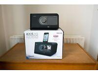 Revo Axis XS Internet Radio, DAB, wireless speaker / network audio streamer - boxed, perfect order