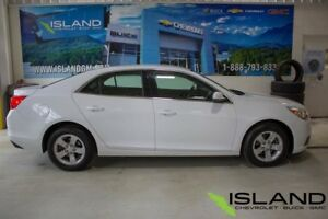 2014 Chevrolet Malibu LT | Leather Insert Seats | Bluetooth