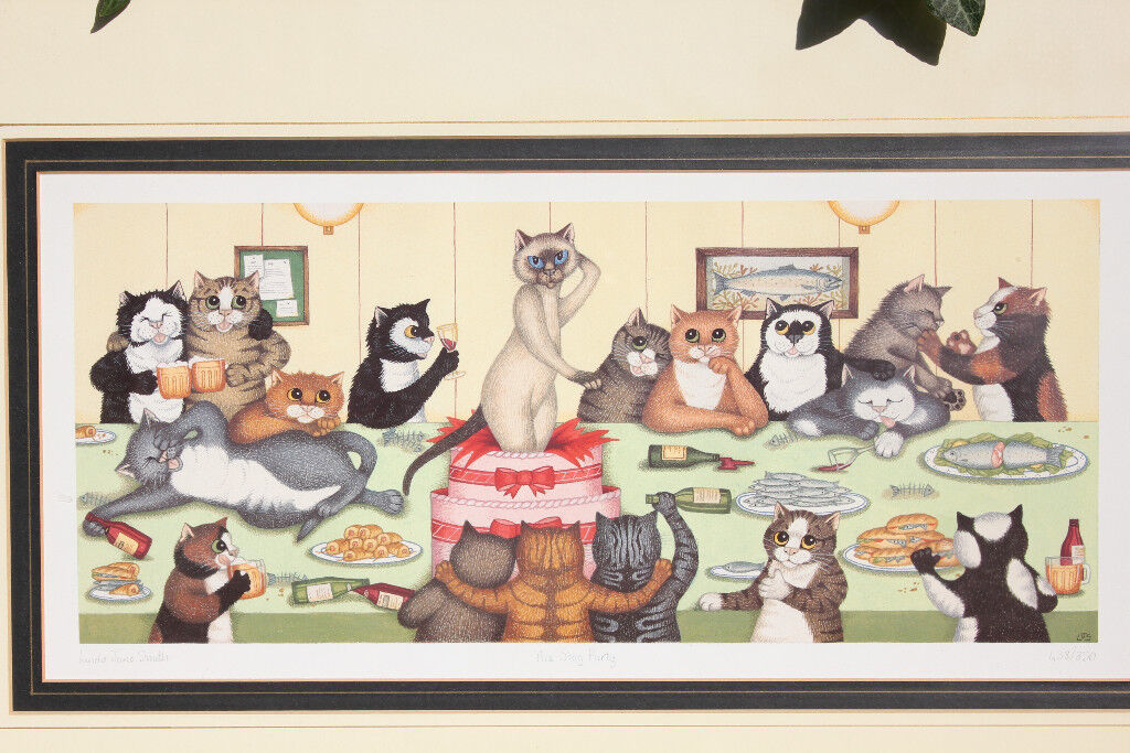 A tale of 2 kitties by linda jane smith, price £16. 16.