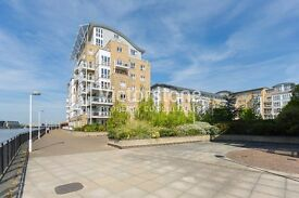 MUST SEE ONE BEDROOM APARTMENT IN CANARY WHARF ST DAVIDS SQUARE WITH GYM PARKING CONCIERGE