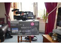 Panasonic HC MDH2 shoulder mount camera boxed