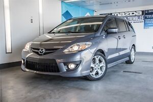 2010 Mazda MAZDA5 GT/AUTO/AIR/TOIT/CRUISE/MAGS