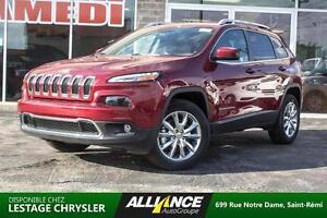 2016 Jeep Cherokee LIMITÉE
