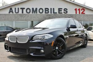 2011 BMW Série 5 550i xDrive M / DVD / Fully loaded