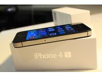 Iphone 4S 16GB Unlocked to any network