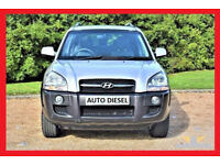 (Diesel Auto) - Hyundai Tucson 2.0 CRTD CDX -- Part Exchange OK --- alternate4 toyota rav4 honda crv