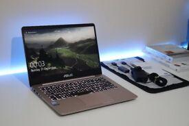 LATEST * ASUS ZenBook UX410U * 128GB SSD * 4GB * 13 inch LAPTOP / ULTRABOOK like Dell XPS 13