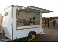 Mobile catering trailer,catering trailer for sale, catering van, food trailer, party catering,