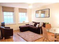 Beautiful one bed flat with sea views in Margate