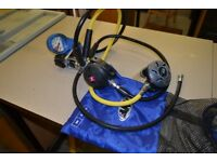 Diving Dive Scuba Gear - Regulators BCD Tanks Cylinders Weights, Masks, Snorkels Fins