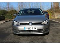 VW Golf 1.6 TDI SE Bluemotion DSG 2013/13