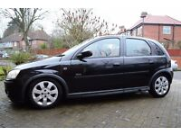 Vauxhalll Corsa 1.2 sxi,black,2004