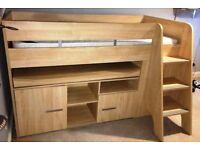 Gautier Blog Children's Cabin Bed & Bedroom Suite