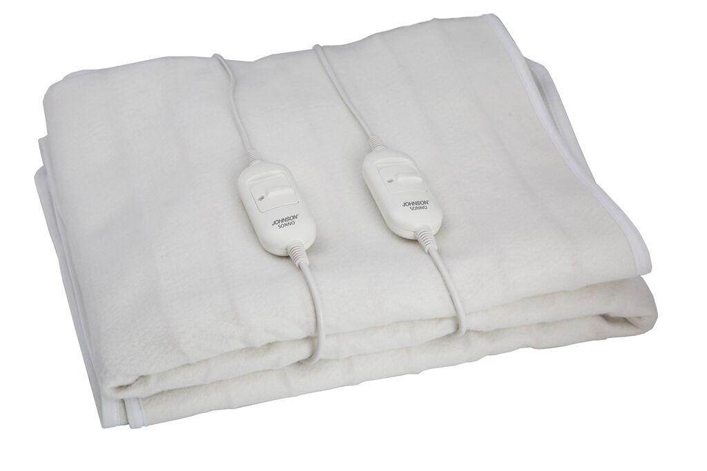 Scaldaletto elettrico matrimoniale Johnson sonno coperta scaldasonno - Rotex