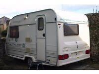Avondale Dart 370-2 Two-Berth Touring Caravan - SOLD SOLD SOLD