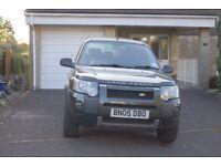 Land Rover Freelander 1.8 XEI Special Edition - called Marcus