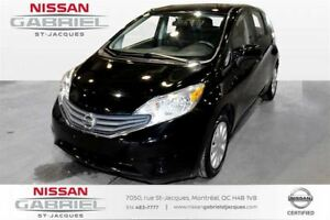 2014 Nissan Versa Note S Plus+AUTO+CAMERA+CRUISE+BLUETOOTH+TAUX