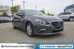 2014 Mazda MAZDA3 SPORT GS-SKY|BLUETOOTH|ALLOYS|REAR CAM|MANUAL