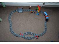 LEGO DUPLO Train Set - Train Starter Set 10507 and Railway Accessories Set 10506