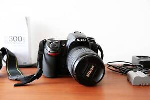 Nikon D300s 12.3 MP Digital SLR - Including 3 Lenses Strathmore Moonee Valley Preview